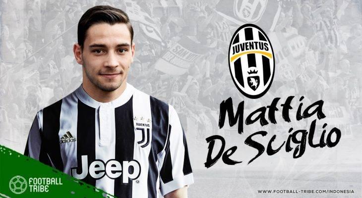 Mattia De Sciglio dan Misteri Masa Depan Pemain Muda AC Milan