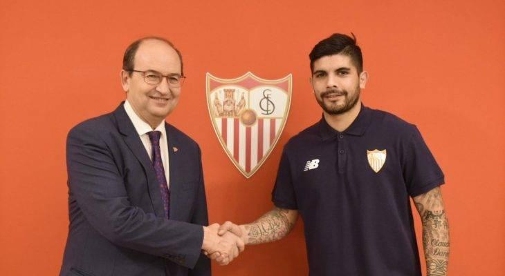 Ke Sevilla Banega Kembali