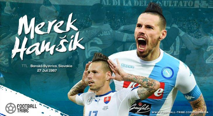 Marek Hamsik: Ikon dan Calon Legenda Besar Napoli