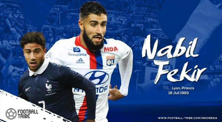 Nabil Fekir, Pemimpin Baru Olympique Lyon Musim Depan
