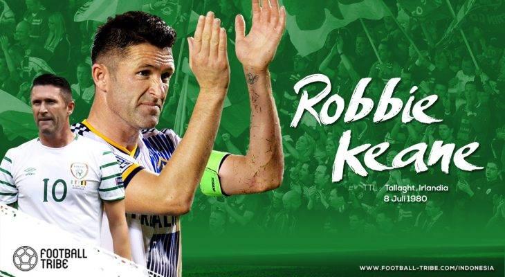 Robbie Keane, Kepingan Penting Golden Generation Republik Irlandia