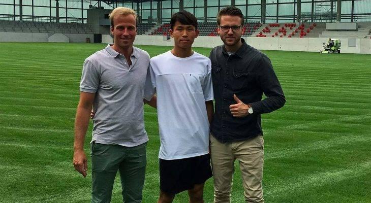 Wooyeong Jeong, Pemain Korea Selatan Pertama di Bayern München