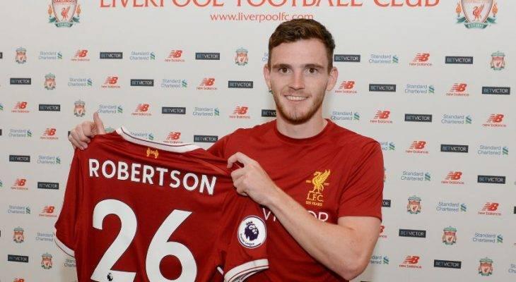 Andy Robertson, Akhir Pencarian Bek Kiri Liverpool?