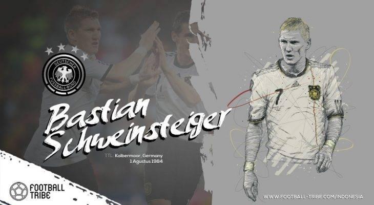 Bastian Schweinsteiger, Karier Gemilang dan Hidup yang Sempurna dengan Sang Istri