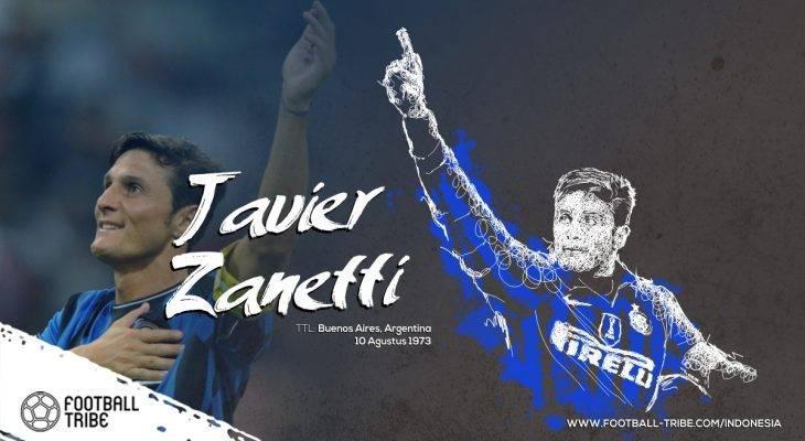 Surat Cinta Mbah Budi kepada Javier Zanetti