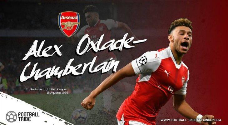 Alex Oxlade-Chamberlain: Usia dan Skenario Karier Baru Bersama Arsenal