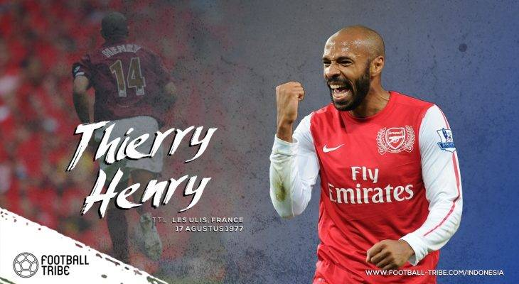 Thierry Henry: Record Breaker, History Maker