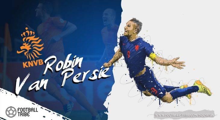 Robin van Persie: Sundulan Terbang yang Menipiskan Benci