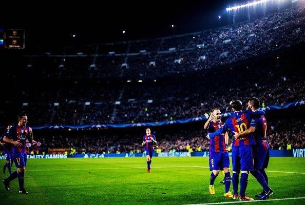Pemantik Zaman Baru Barcelona