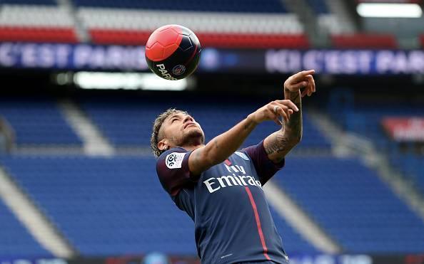 Neymar, Lakon Teranyar Hikayat Panjang Brasil di Paris Saint-Germain
