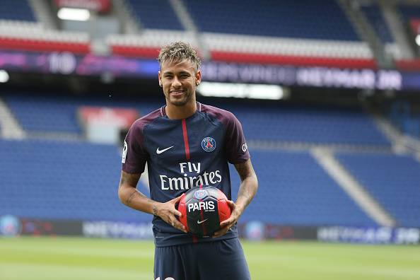 Neymar Liga 1