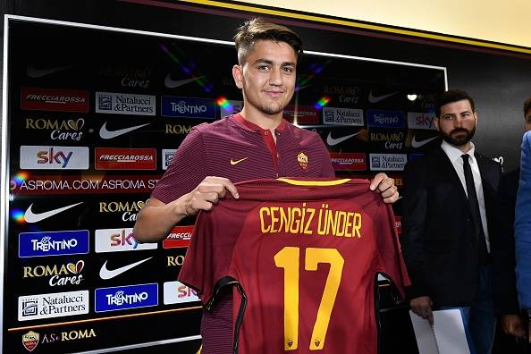 Candu dalam Humor Receh Sosial Media AS Roma