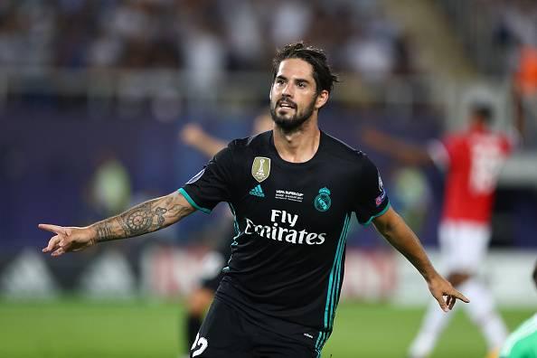 Kebangkitan Isco, Ketika Nasib Trio BBC Real Madrid Ada di Kakinya