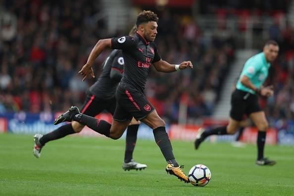 Ketika Arsenal Membuka Pintu Keluar untuk Alex Oxlade-Chamberlain