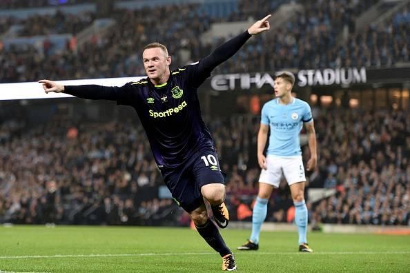 Menasbihkan Status Wayne Rooney sebagai Legenda