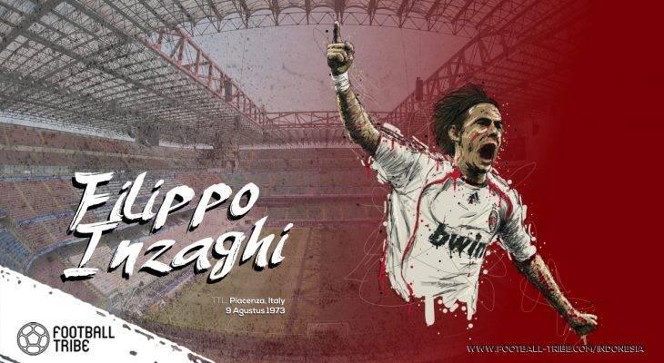 Baju Kering Filippo Inzaghi