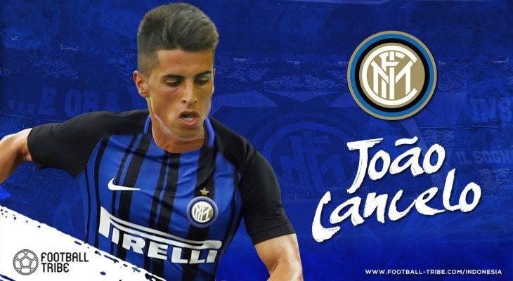 Joao Cancelo dan Kepak Sayap Internazionale Milano