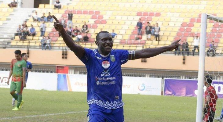 Garangnya Herman Dzumafo Saat Kembali ke Pekanbaru