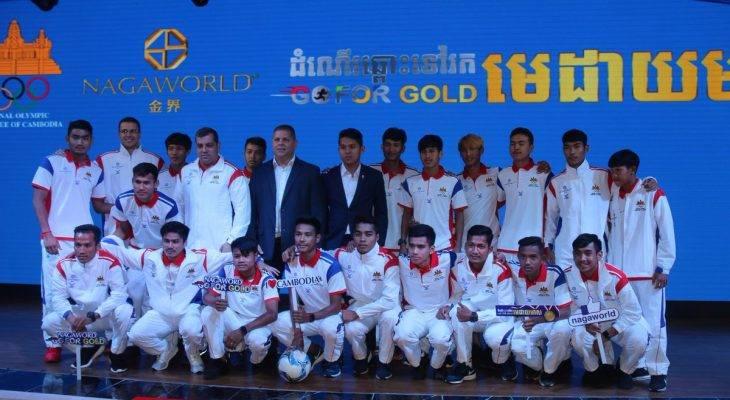 Kamboja yang Membidik Medali Emas SEA Games 2023