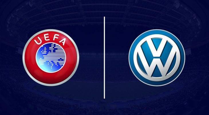 Ketika UEFA dan Volkswagen Mengikat Kerja Sama
