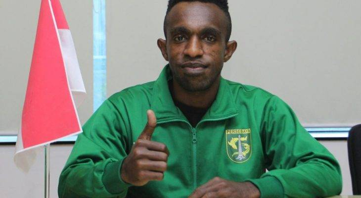 Memindai Potensi Ricky Kayame di Persebaya Surabaya