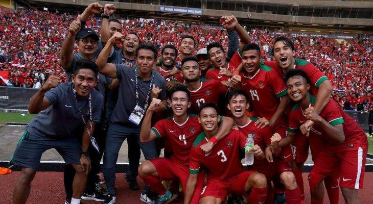 Gol-Gol Indah TimnasIndonesia Sepanjang SEA Games 2017