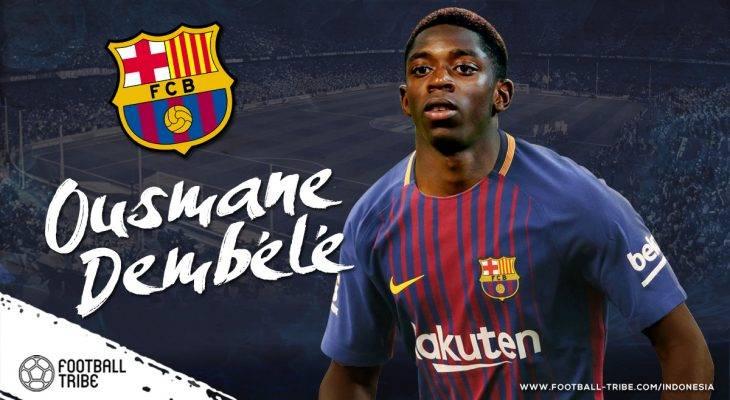Ousmane Dembele dan Risiko yang Ditanggung Barcelona