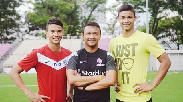 Enam Pesepak Bola Asal Asia Tenggara yang Mengikuti Jejak Sang Ayah