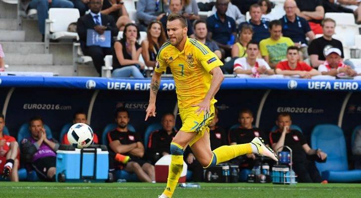 Andriy Yarmolenko, Bintang Terang Ukraina yang Merapat ke Borussia Dortmund