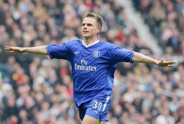 Jesper Gronkjaer: Pencetak Gol Senilai Satu Miliar Paun Milik Chelsea