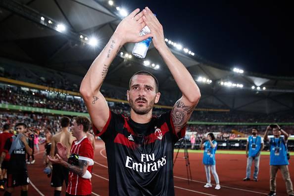 Sifat Lancang Leonardo Bonucci, Jaminan Kesuksesan I Rossoneri