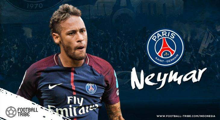 Mengapresiasi Neymar dan Paris Saint Germain