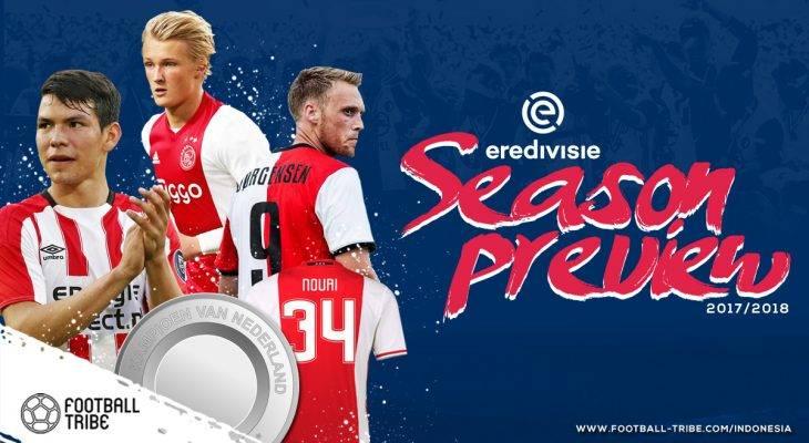 Mengintip Eredivisie 2017/2018: Kado Ajax untuk Appie dan Transisi Feyenoord