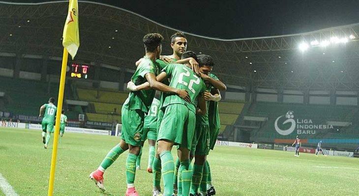 Panggung Pertunjukan Marquee Player dan Sebelas Pemain Pilihan Liga 1 Pekan ke-18 Versi Football Tribe Indonesia
