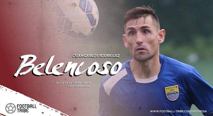Juan Belencoso, Top Skor Piala AFC dan Ikon Perlawanan Suporter Persib