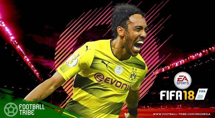 Daftar 10 Pemain Tercepat di FIFA 18