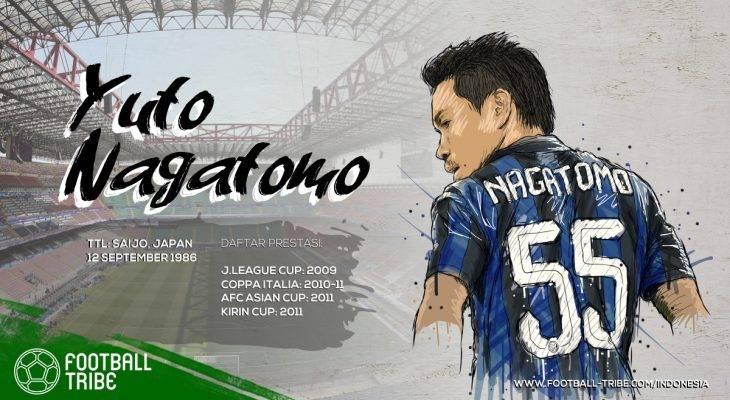 Mencintai Yuto Nagatomo Apa Adanya