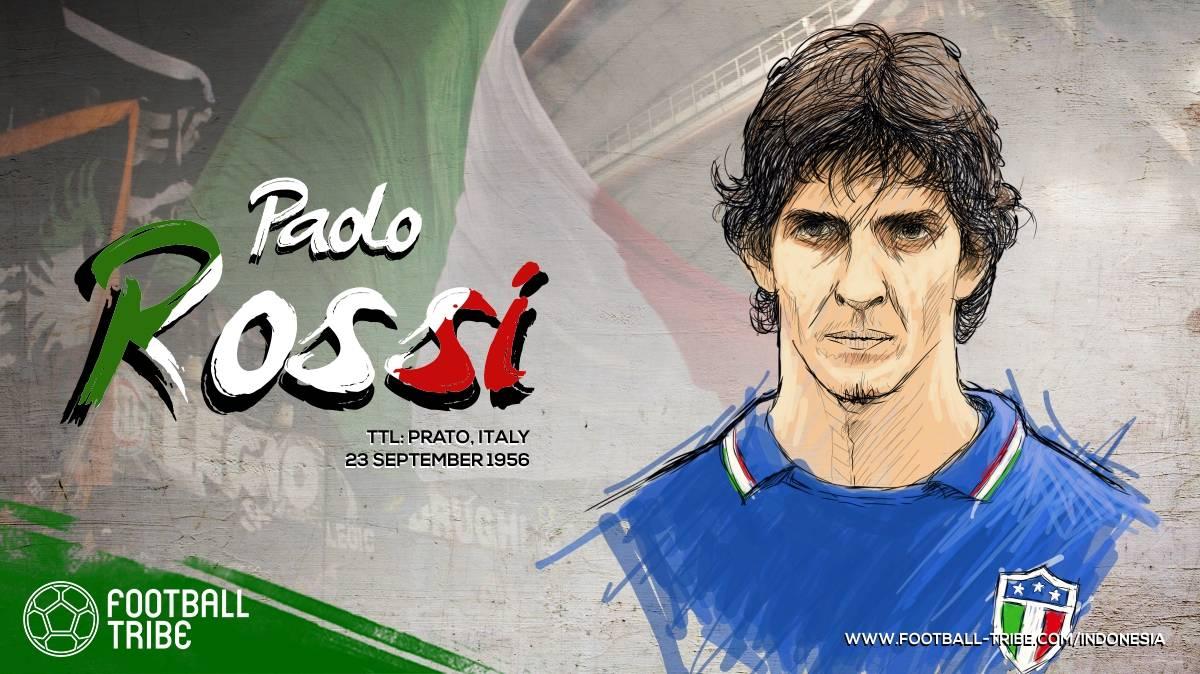 Paolo Rossi dan Sepenggal Kisah Di Vicenza