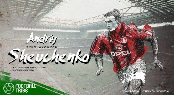 Andriy Shevchenko dan Ingatan yang Pendek