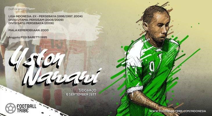 Uston Nawawi: Nama yang Unik dan Adiksi Saya kepada Football Manager