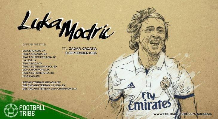 Sempurnanya Hidup Luka Modric