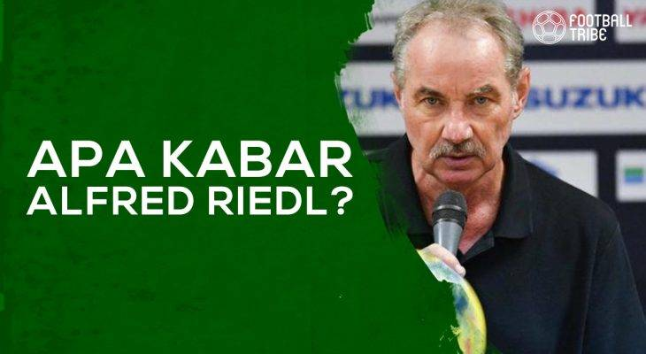 Apa Kabar Alfred Riedl?