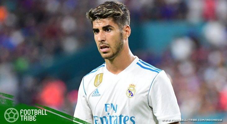 Marco Asensio, Gerbong Pemain Madrid Selanjutnya yang Teken Kontrak Baru?
