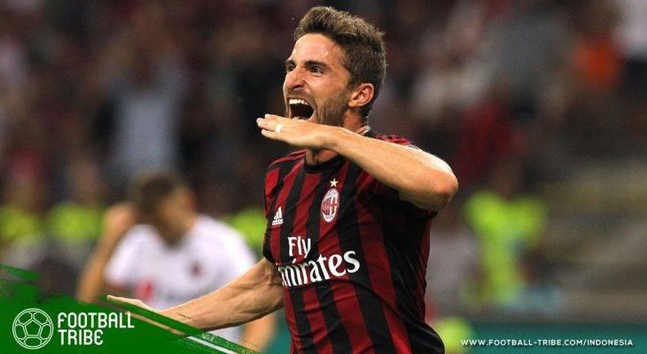 Eksperimen Vincenzo Montella: Fabio Borini sebagai Bek Kanan AC Milan