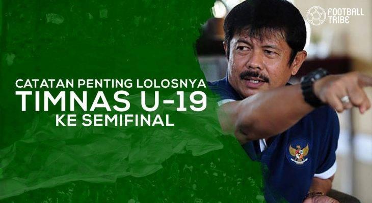 Catatan dari Lolosnya Timnas Indonesia U-19 ke Semifinal AFF U-18