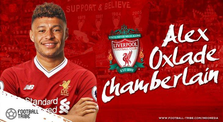 Bagaimana Cara Liverpool Memaksimalkan Alex Oxlade-Chamberlain?