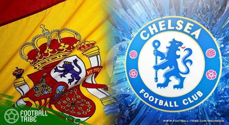 Tiga Gol Alvaro Morata dan Padunya Spanish Connection di Chelsea
