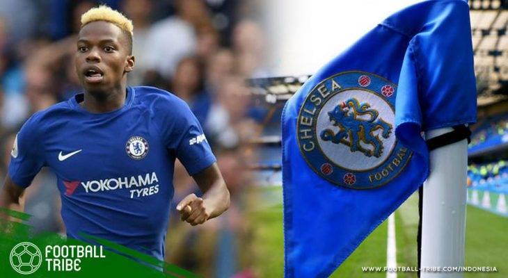 Gilas Nottingham Forest, Chelsea Seperti Tampil dengan Dua Eden Hazard
