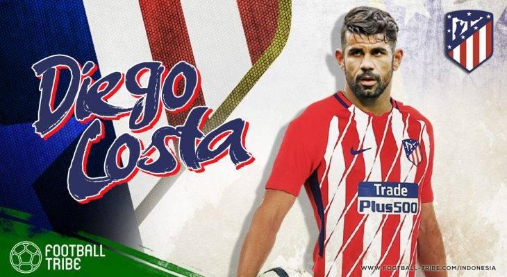 Berakhirnya Saga Diego Costa dengan Kembali ke Rumah Tercinta