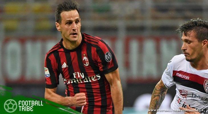Nikola Kalinic: Menjaga AC Milan di Jalur Kemenangan